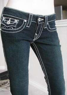 True Religion disco Billy big T jeans jackknife dark 31