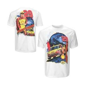 Chase Authentics Kevin Harvick Draft T Shirt   Kevin