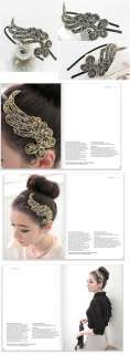 Fashion Korean Style Angel Wing Rhinestone Hair Band Headband LKT0018