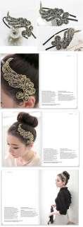 Fashion Korean Style Angel Wing Rhinestone Hair Band Headband LKT0018