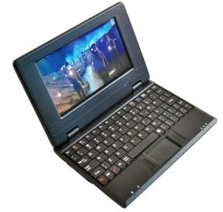 NEW 7 inch Mini Laptop Netbook Notebook WIFI Windows CE 2GB