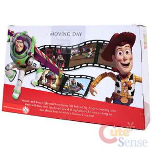 Woody Exclusive Action Figure 2Pack  Moving Day 027084981940
