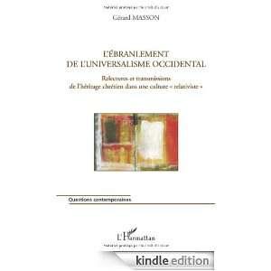 chrétien dans une culutre (Questions contemporaines) (French Edition