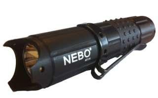 Nebo CSI EDGE tactical Flashlight 50 Lumens #5519 High Powered w