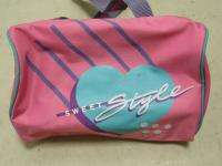 HUFFY SWEET STYLE BICYCLE DUFFLE BAG BACK PACK PART 133