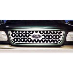 FX Grille Insert   Stainless, for the 2000 Ford Expedition Automotive