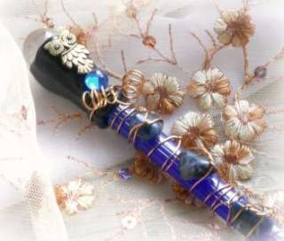 Goddess Pentacle power wand,wiccan altar tools,spells,pagan