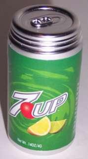 7UP SEVEN UP SODA POP CAN MINI LIP GLOSS COSMETIC BALM