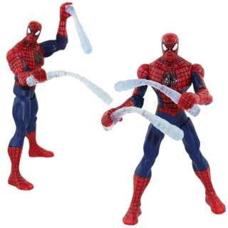 Spiderman Whippin Web Chuk Authentic Action Figure