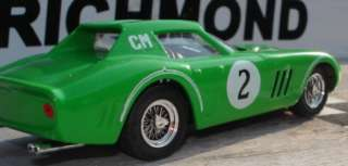 Ferrari 250 GTO/LM Custom Built 1/32 Slot Car