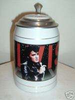 1992 LIFE OF ELVIS 1968 COMEBACK SPECIAL STEIN