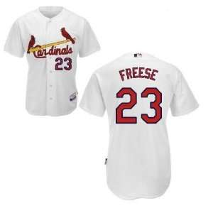 New St. Louis Cardinals Jersey #23 David Freese White