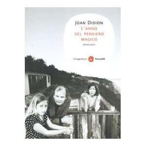 anno del pensiero magico. Monologo (9788856500066) Joan Didion Books