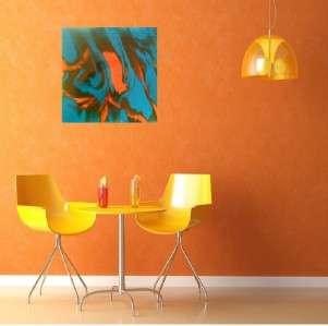 Modern Art Signed Original Abstract Gallery Painting LIQUID ART
