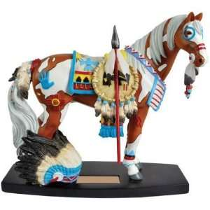 Westland Giftware Fallen Chief War Horse Mustang 6 1/2