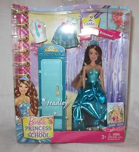 Barbie Princess Charm School Hadley Mini Set Student 2 s