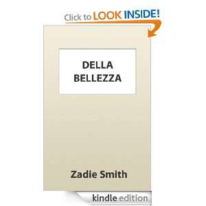 ) (Italian Edition): Zadie Smith, B. Draghi:  Kindle Store