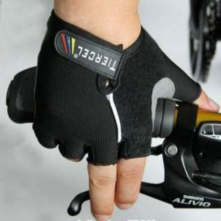 Cycling MTB / Road Bike Bicycle Wearable Half Finger Gloves M/L/XL