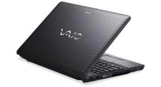 320GB 15.5 DVDRW Laptop Notebook Windows 7 Black 027242849600