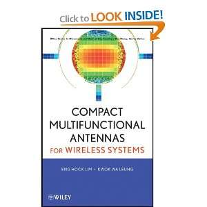 Multifunctional Antennas for Microwave Wireless Systems