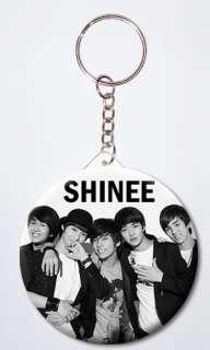 SHINee Amigo Korean Boy Band #2 Key Chain Key Ring