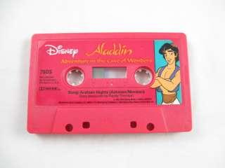 Cassette ~ Read along ~ Snow White / Aladdin