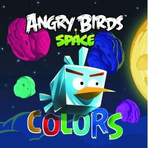 Angry Birds Space: Colors Board Book (9789522760258): N/A