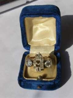 Unique Imperial Russian Gold&3.5ct Diamonds military Generals award