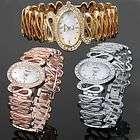 Alias Kim★ Silver Fashionable Ladies Bracelet Watch A