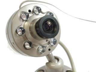 Wireless Mini Color CCTV Camera Audio+Video+Nightvision