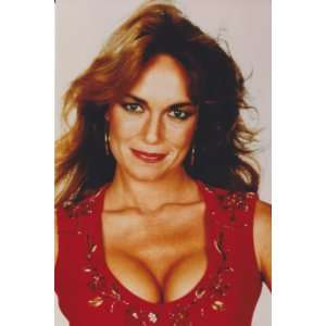 DUKES OF HAZARD CATHERINE BACH DAISY DUKE EMBROIDERED TOP