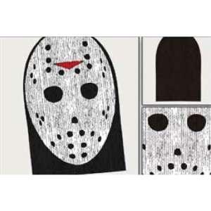 09a5692f9d1 ... Black Knit Werewolf Design Ski Mask Hat Cap  ski mask kids    Beanie Cap  Friday the 13th Hat Jason Ski Mask  Everything Else ...
