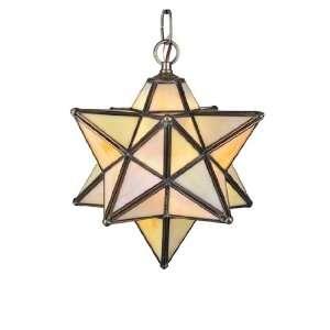 Moravian Star Mini Pendant   Christmas
