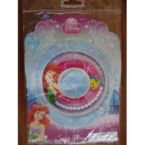 Disney Princess Little Mermaid Swim Ring Toys & Games
