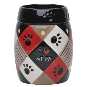 Paws Pet (Dog/cat) Authentic Scentsy Candle Wax Warmer