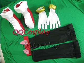 Sonic the Hedgehog Amy Rose Costume Cosplay