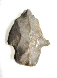 Ancient Indian Artifact Arrowhead CA