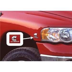Mopar 55077329AB OEM Dodge Ram Chrome Cummins Turbo Diesel Emblem