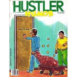 HUSTLER HUMOR JUNE 1986 6 86: HUSTLER MAGAZINE:  Books