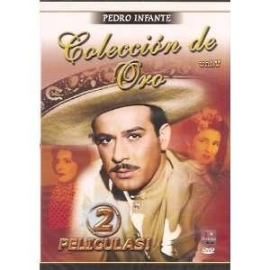 Pedro Infante Coleccion De Oro (2 Peliculas) Soy Charro