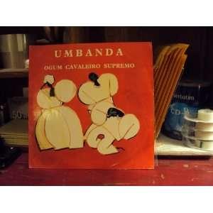 Umbanda [Brazil Voodoo] Ogum Cavaleiro Supremo Music