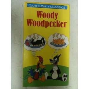 Classic Cartoon Favorites ~ Woody Woodpecker in Pantry Panic & Boy