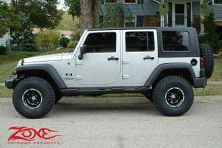07 10 Jeep JK Wrangler 4 Suspension Lift Kit FREE SHIP