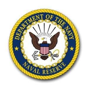 US Navy Reserve Decal Sticker 3.8 Everything Else