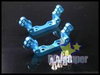 GPM ALUMINUM FRONT+REAR TIE ROD TURNBUCKLE HOLDER FOR TAMIYA TB02