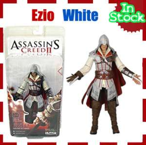 NECA Assassins Creed II Ezio Standard White 7 Figure