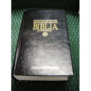 Bible / Tagalog Bible with Deuterocanonical Books / Magandang Balita