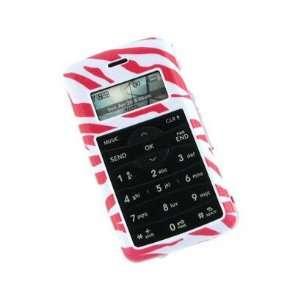 Cover Case Hot Pink Zebra For LG enV2 VX9100 Cell Phones