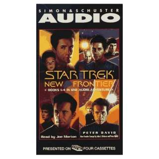 Star Trek: New Frontier, Nos. 1 4 (House of Cards / Into
