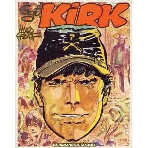Sergeant Kirk (Adventure Collections) Hugo Pratt Books